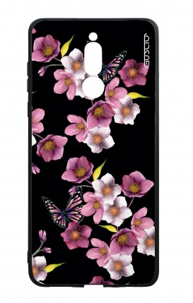 Huawei Mate10Lite WHT Two-Component Cover - Cherry Blossom