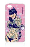 Cover Apple iPhone 4/4S - Kitty PinUp