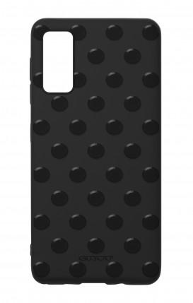 Cover GLITTER Apple iPhone 7Plus SLV - Sii felice e brilla