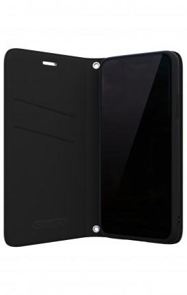 Cover Bicomponente Huawei P30Lite - Scritte in bianco e nero