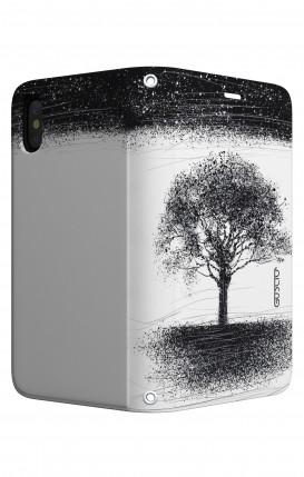 Cover STAND Apple iphone X/XS - Albero della vita nuovo
