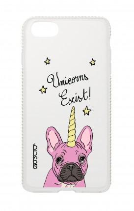 Apple iPhone 7/8 Diamonds cover - WHT Unicorns Exist