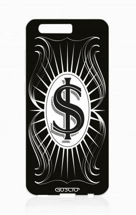 Cover HUAWEI P10 Plus - Black Dollar