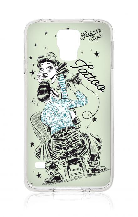 Cover Samsung Galaxy S5/S5 Neo - Guscio Style Tattoo