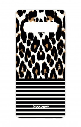 Case Samsung S10Plus - Animalier & Stripes
