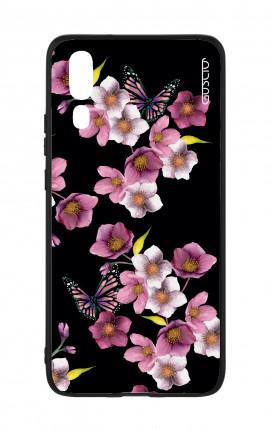 Cover Bicomponente Huawei P20 - Fiori di ciliegio