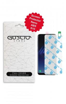 TPU Nano ABS Screen Protector Samsung S10 - Neutro