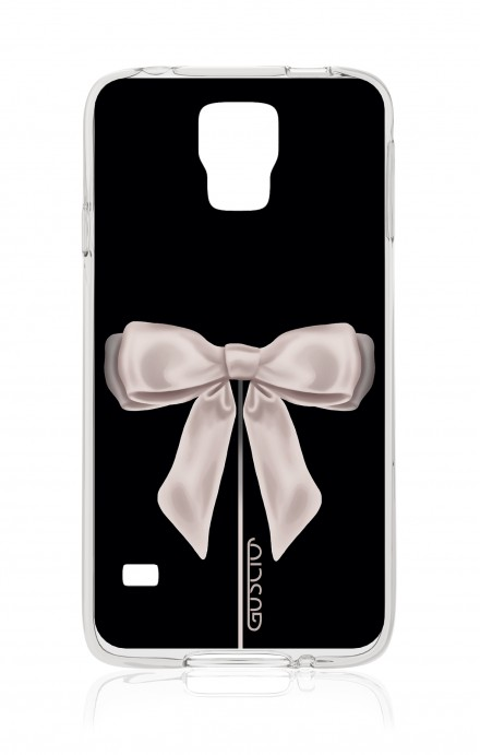 Cover Samsung Galaxy S5/S5 Neo - Fiocco di raso
