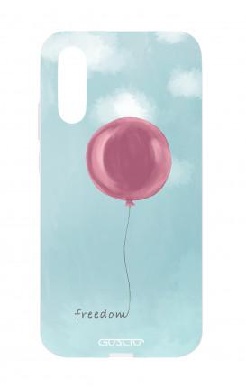 Cover TPU Huawei P20 - palloncino della libertà