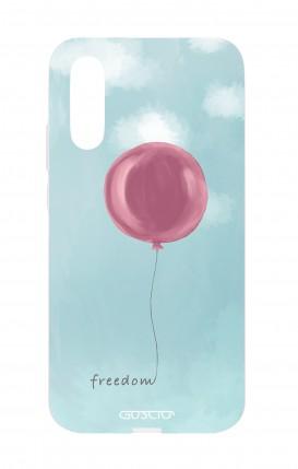 Cover Huawei P20 - palloncino della libertà