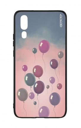Cover Bicomponente Huawei P20 - Palloncini liberi