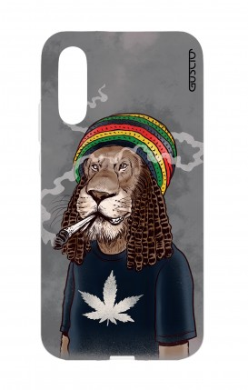 Cover Huawei P20 - Lion