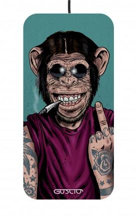 Caricatore Wireless Ultraslim - Scimmia felice
