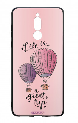 Cover Bicomponente Huawei Mate 10 Lite - Mongolfiere