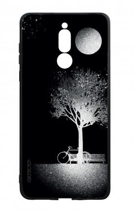 Cover Bicomponente Huawei Mate 10 Lite - Luna e Albero