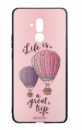 Cover Bicomponente Huawei Mate 20 Lite - Mongolfiere