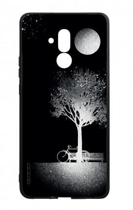 Cover Bicomponente Huawei Mate 20 Lite - Luna e Albero