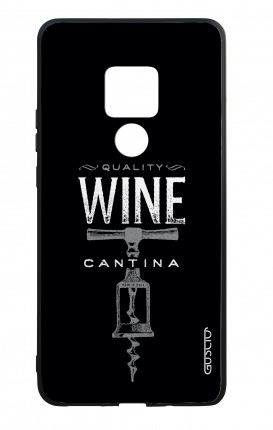 Cover Bicomponente Huawei Mate 20 - Wine Cantina