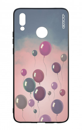 Huawei P Smart Plus WHT Two-Component Cover - Balloons
