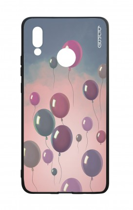 Huawei P20Lite WHT Two-Component Cover - Balloons
