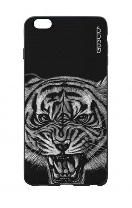 Cover Bicomponente Apple iPhone 7/8 Plus - Tigre nera