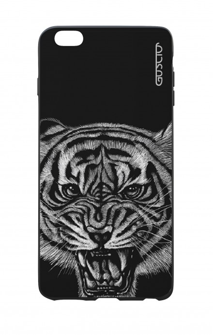 Cover Bicomponente Apple iPhone 7/8 Plus - Tigre nera