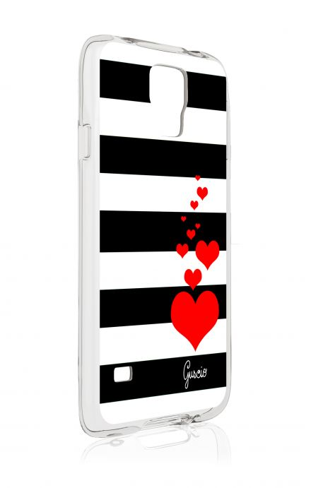 Cover Samsung Galaxy S5/S5 Neo - Loving Stripes