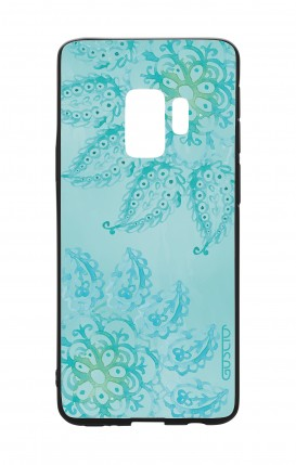Samsung S9Plus WHT Two-Component Cover - Sky Mandala