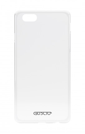 Cover Crystal TPU Apple iph 7/8 - Logo