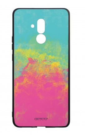 Huawei Mate20Lite WHT Two-Component Cover - Mineral Pink Tiffany