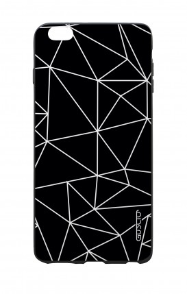Apple iPhone 6 WHT Two-Component Cover - Geometric Abstract