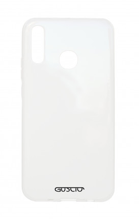 Cover Crystal Samsung A20e - Logo
