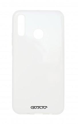 Case Crystal TPU Sam A20e - Logo