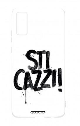 Cover TPU Huawei P Smart 2020 - STI CAZZI 2