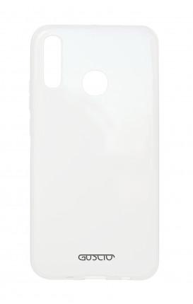 Cover Crystal Samsung A30 - Logo
