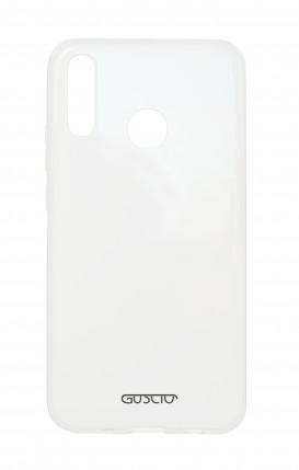 Cover Crystal TPU Sam A30 - Logo