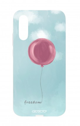 Case Samsung A50 - Freedom Ballon