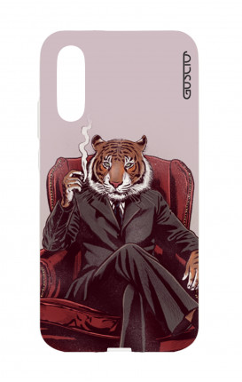 Cover TPU Samsung A50/A30s - Tigre elegante