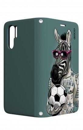Case STAND Huawei P30 PRO - Zebra