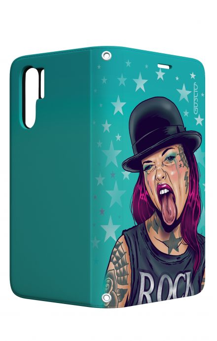 Case STAND Huawei P30 PRO - Derby Baby