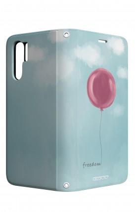 Cover STAND Huawei P30 PRO - palloncino della libertà