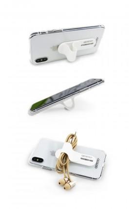Cover Bicomponente Apple iPhone 7/8 - Rosa e pois blu