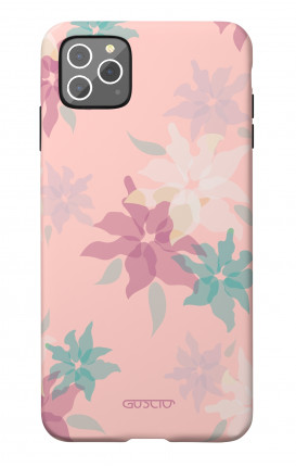 Soft Touch Case Apple iPhone 11 PRO - Soft Flower
