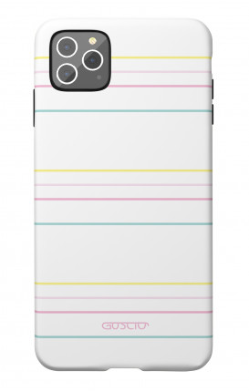 Soft Touch Case Apple iPhone 11 PRO - Tennis