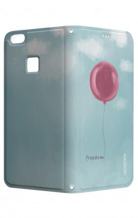 Cover Glitter Soft Samsung S10e - Palloncini rosa