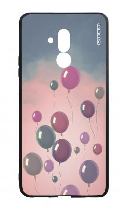 Cover Bicomponente Huawei Mate 20 Lite - Palloncini liberi