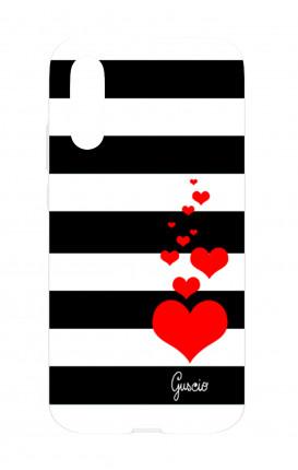 Cover TPU Samsung A50/A30s - Loving Stripes
