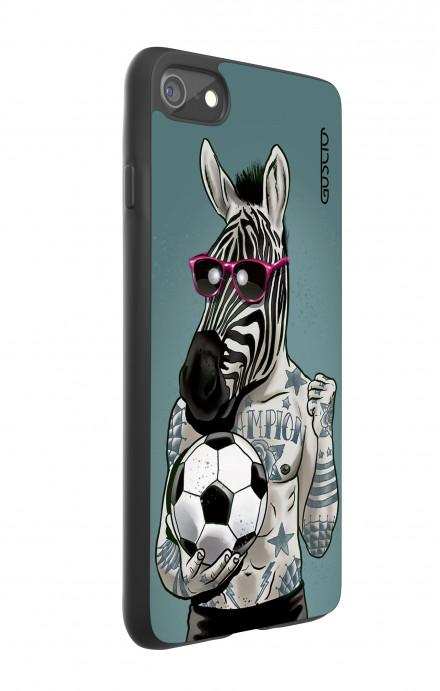 Cover Bicomponente Apple iPhone 7/8 - Zebra