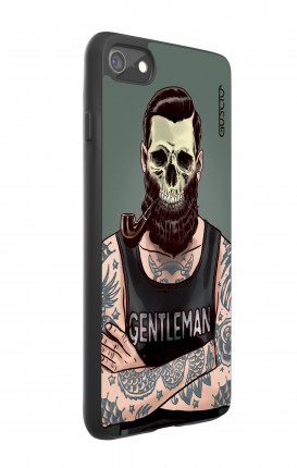 Cover Bicomponente Apple iPhone 7/8 - Teschio gentiluomo