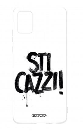 Cover TPU Samsung Galaxy A21s - STI CAZZI 2
